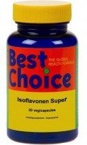 Best Choice Isoflavonen Super Capsules