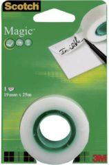 3M 7100029270 Plakband Scotch Magic 810 Mat (l x b) 25 m x 19 mm 1 rollen