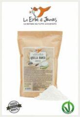 Le Erbe di Janas - Witte klei / Kaolien klei poeder gezichtsmasker - 50g