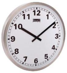 Balance Time kwartsklok. met batterij DESIGN, di 50mm, diam 500mm, wandmontage