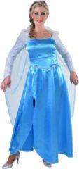 Feestwinkel Direct IJsprinses Elsa jurk| Verkleedkleding dames maat L (42/44)