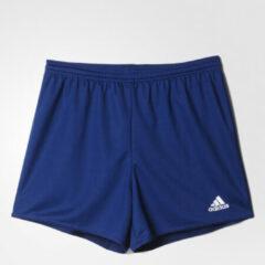 Donkerblauwe Adidas Parma 16 Short