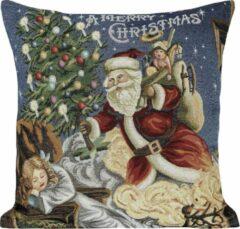 Rode Emme Kussenhoes Kerst Christmas Dream Sierkussen Sierkussenhoes