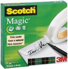 Scotch® Scotch plakband Magic Tape formaat 25 mm x 66 m