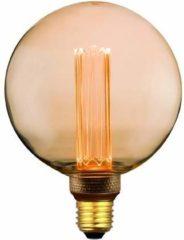 LT-Luce E27 5Watt Filament Globe Big Led incl. 3 Stappen Dimmer
