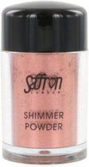 Rode Saffron Oogschaduw Shimmer Powder Metal