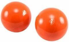 Franklin Universal Ball Set, Ø 10 cm, oranje, set van 2 stuks