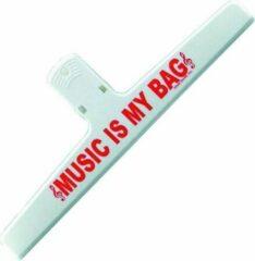 AIM Grote Keep-It-Clip 'Music is My Bag'
