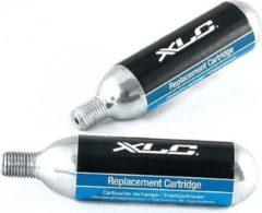 Blauwe XLC Co2 patroon 16 gram set a 2
