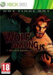 Telltale Games The Wolf Among Us Xbox 360 Game