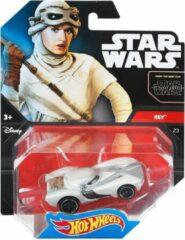 Mattel Hot Wheels: Star Wars - Rey