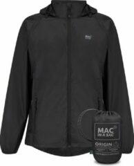 Mac in a Sac Origin 2 Regenjas Unisex - Zwart - Maat S