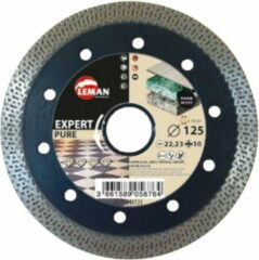 Leman disque carrelage diamant turbo continu ø115