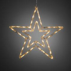 Konstsmide 4471-103 Light decoration figure 48lampen Geschikt voor buitengebruik LED Transparant decoratieve verlichting