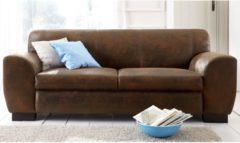 Home affaire Sofa »Nika«, 2 oder 3- Sitzer in Microfaser MELROSE