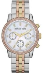 Michael Kors Ritz Tri-color MK5650 Dames Horloge