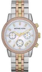 Michael Kors Ritz Tri color MK5650 Dames Horloge