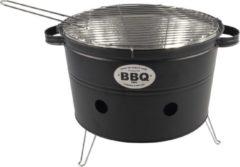 Zwarte Imperial Kitchen Tafelmodel barbecue 33cm