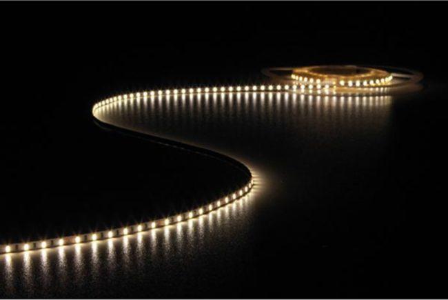 Afbeelding van Witte Velleman Flexibele Led-Strip - Neutraalwit 4500K - 600 Leds - 5 M - 24V