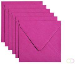 Papicolor Envelop Formaat 140 X 140 Mm Kleur Felroze