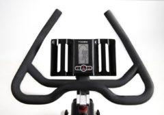 Rode Toorx Fitness Toorx SRX-100 Spinbike - 26 kg vliegwiel - draadloze hartslagmeting - SPD pedalen
