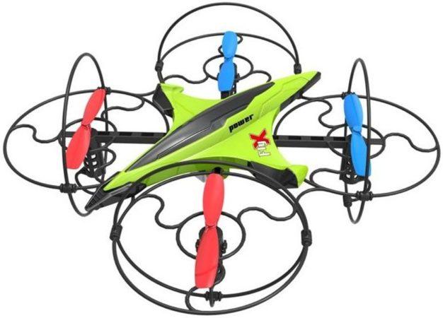 Afbeelding van Groene Quad-Copter DIYI D3 2.4G 5-Channel with Gyro (Green) - Kein Hersteller