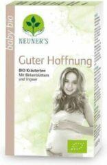Neuner's - BIO - Biologische zwangerschapsthee, kruidenthee - 1 doosje x 20 zakjes = 40 gram - Puur - Natuurlijk -zwangerschap thee - thee voor tijdens zwangerschap