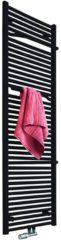 Ben Lineos handdoekradiator 178x50cm 1067W Zwart