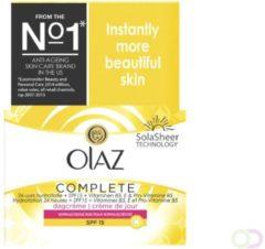 Olaz Complete Care Dagcreme Normale / Droge Huid Voordeelverpakking