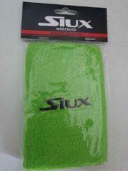 Siux Wristband zweetband Groen