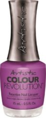Lichtpaarse Artistic Nail Design Colour Revolution 'Shred it Up'