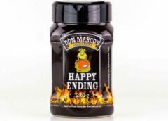 Don Marco's Barbecue Don Marco's - Happy Ending® - BBQ RUB - 220 gram