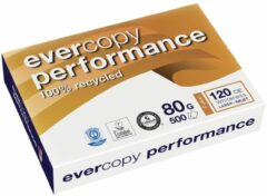 Clairefontaine Evercopy kopieerpapier Performance ft A4, 80 g, pak van 500 vel