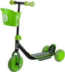 Stiga Mini Kid Step - Step - Jongens en meisjes - Groen;Zwart
