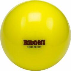 Hockeybal Broni Indoor - geel