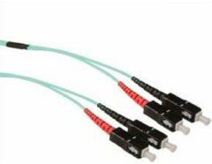 Rode ACT RL5303 Glasvezel kabel 30 m OM3 2x SC Blue,Black,Red