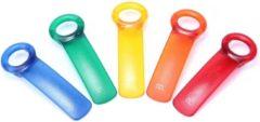 Able2 Pottenopener Jarkey | Pottenopener Jarkey | Makkelijk en veilig potten openen | Multicolour