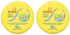Apple Zwitsal Zinkzalf Pot - Duoverpakking 2 x 150 ml