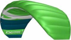 Cross Kites CrossKites Quattro 1.5 (4 lijns + Handles ) Groen