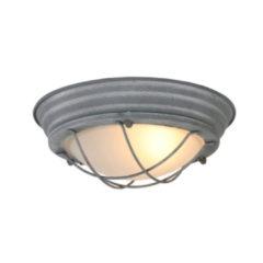 Grijze Home24 Plafondlamp Mexlite VIII, Steinhauer
