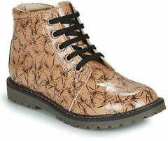Roze Hoge Sneakers GBB NAREA