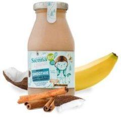 SIENNA & FRIENDS Smoothie Banaan, Kokosnoot & Kaneel voor kinderen - 200ml - BIO