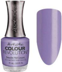 Lichtpaarse Artistic Nail Design Colour Revolution Rhythm