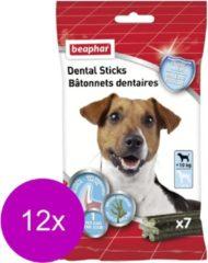 Beaphar Dental Sticks Kleine Hond - Hondensnacks - 12 x 112 g 7 stuks