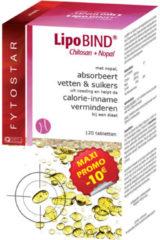 Fytostar Lipobind Chitosan + Nopal Tabletten 120st