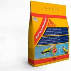 SikaCeram CleanGrout - Cementspecie voor voegen van 1 tot 8 mm - Sika - 5 kg Wit