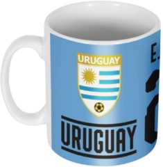 Witte Retake Uruguay Cavani 21 Team Mok