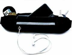 Now4you Running belt - Hardloop belt - Hardloop riem - Zwart