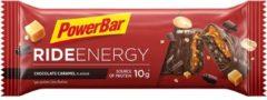 PowerBar Ride Energy Bars Chocolate Caramel - 18 x 55 g