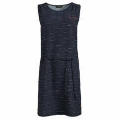 Vaude - Women's Lozana AOP Dress III - Jurk maat 40, zwart